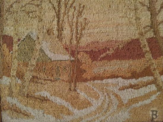 Aurore Benoit. Detail 1.