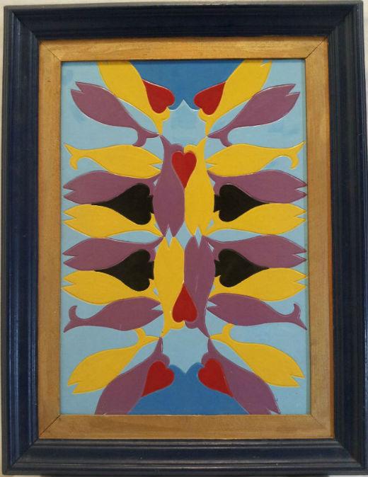Hearts Spades and Fish Mark Robichaud 520
