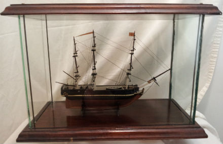 Model of the HMS Bounty from Renfrew Ontario