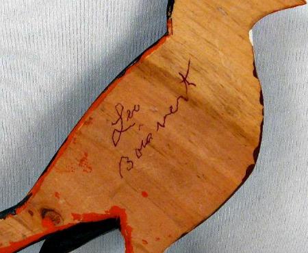 Leo Boisvert mark in pen.