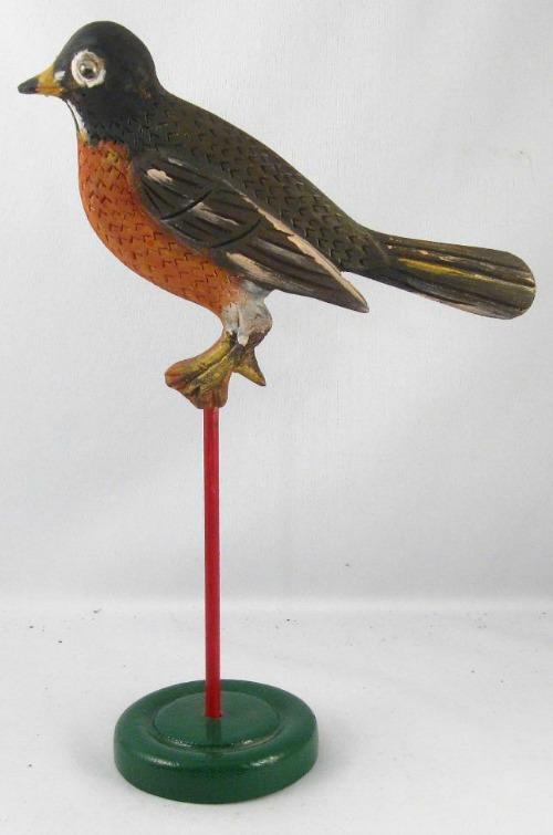 Leo Boisvert. A Bird on a Stand.