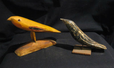 Early Bird Carving by Emile Bluteau 1970's