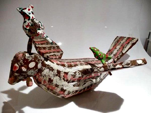 Edmond Chatigny. Birds. 1960's.