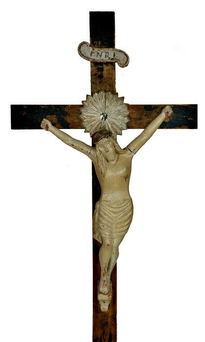 Henri Dube. Crucifix.