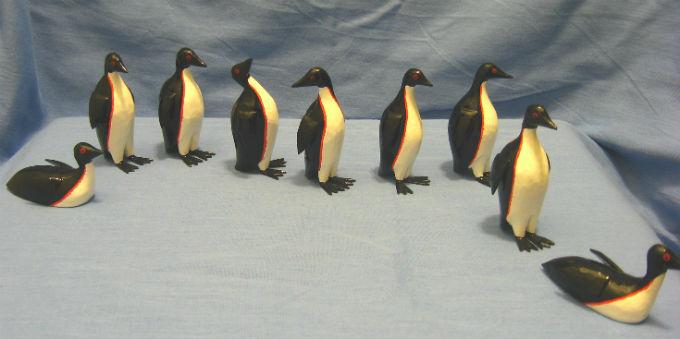 Mark Robichaud. Nova Scotia. Penguins.