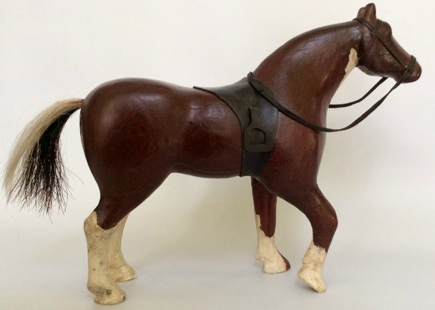 Lucien Larose. Carving of a Horse.