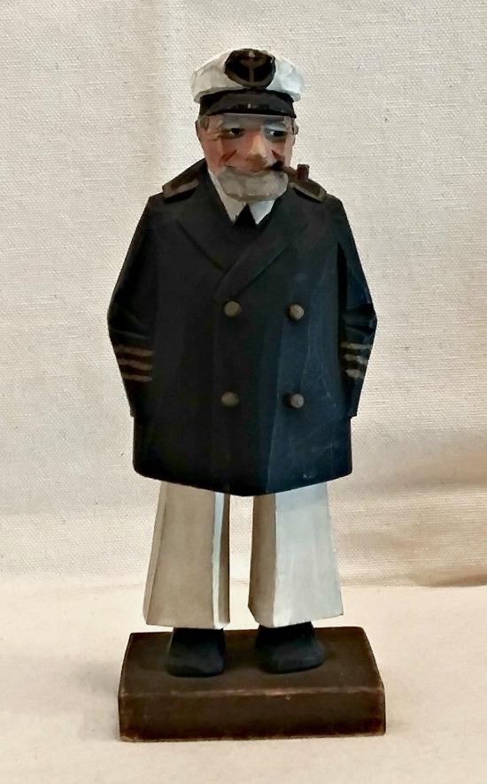 C. J. Trygg. Sea Captain. C. 1935.
