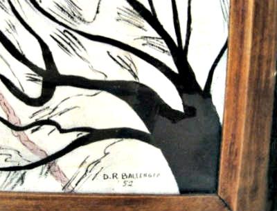 D. R. Ballenger. Mark.