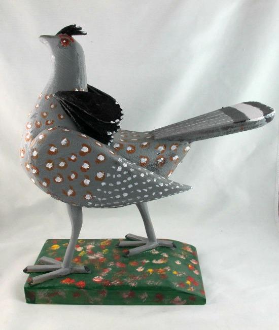Arthur Cote. Grey Bird.