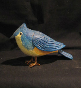 Blue Bird Gilles Lecours Sherbrooke PQ