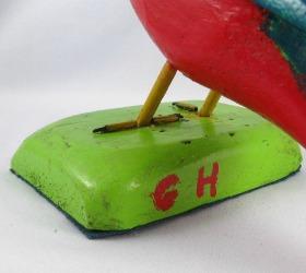G. H. The mark.