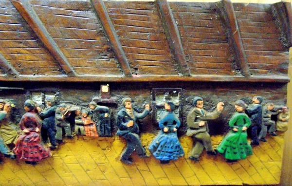 alphonse-morache-detail-of-the-barn-dance